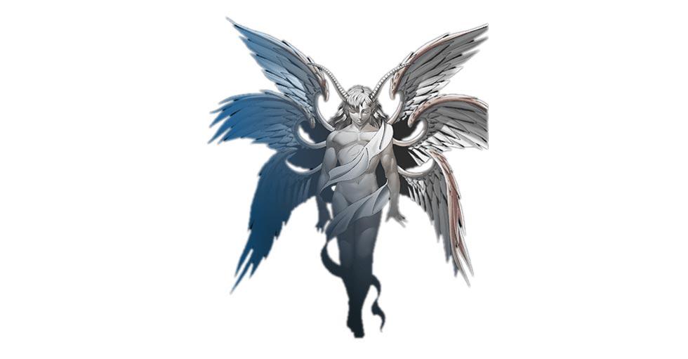 Lucifer di Persona 3