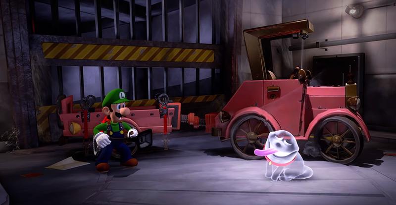 Luigi's Mansion 3, e3, giochi acchiappa fantasmi, nintendo, demo, e3