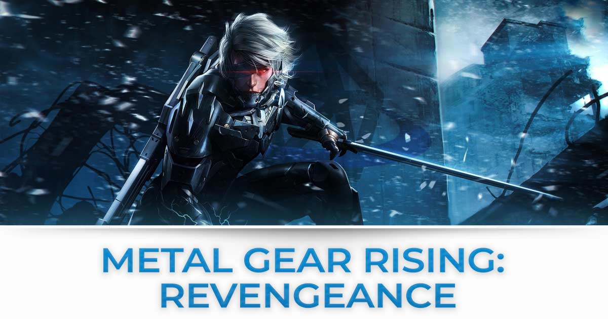 Metal Gear Rising Revengeance tutte le news