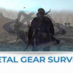 Metal gear survive tutte le news