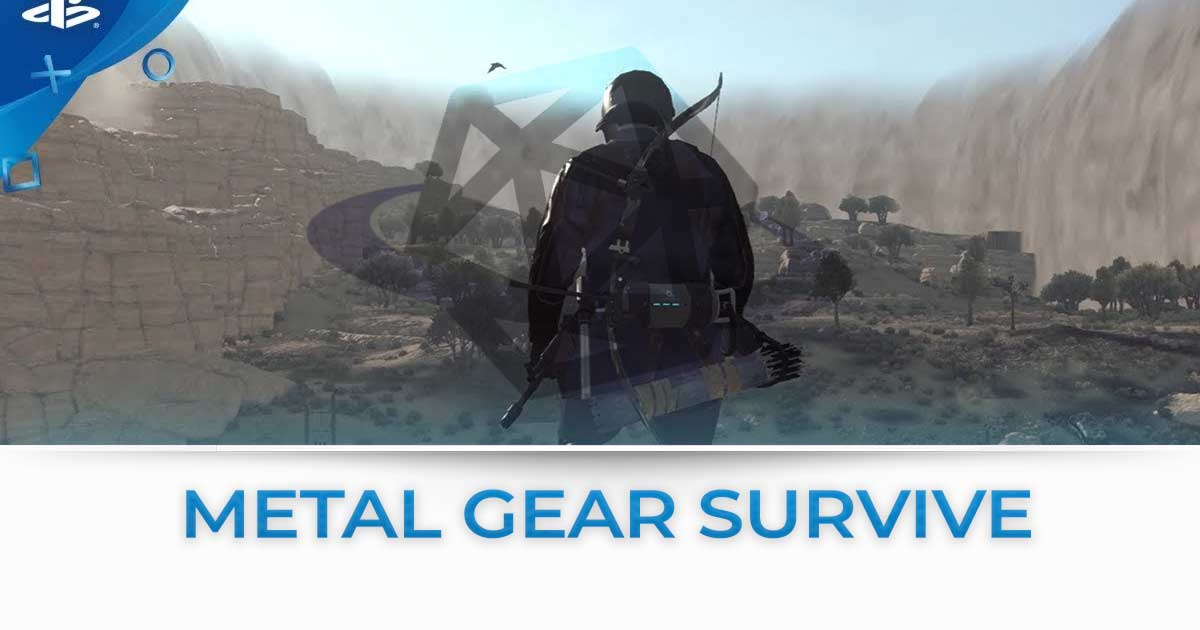 Metal gear survive tutte le news
