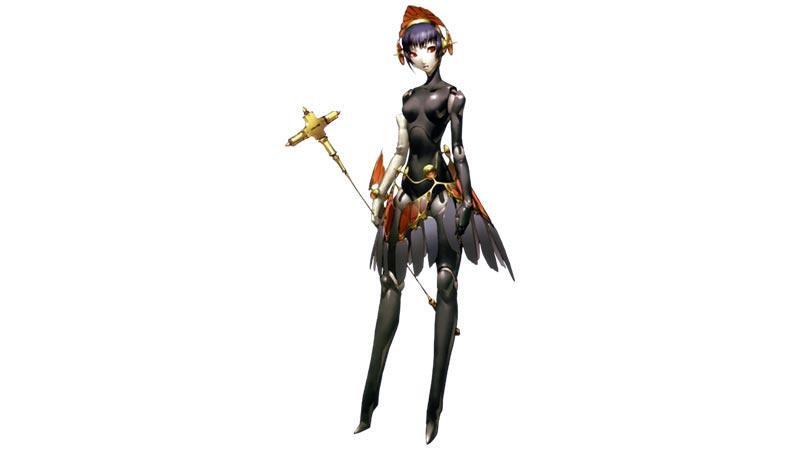 Metis, una dei personaggi di Persona 3