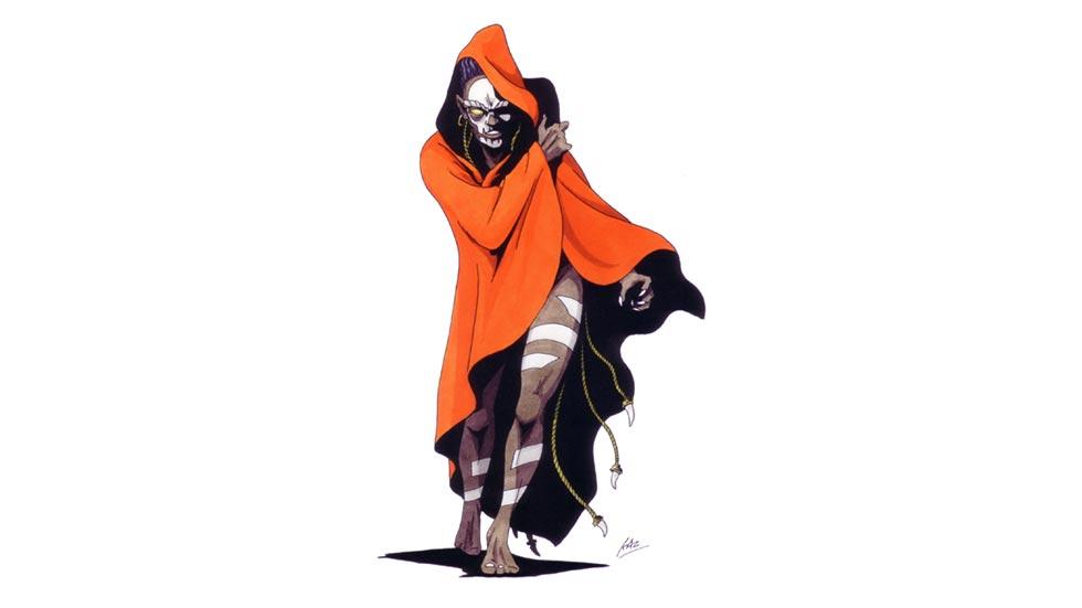Nebiros di Persona 3