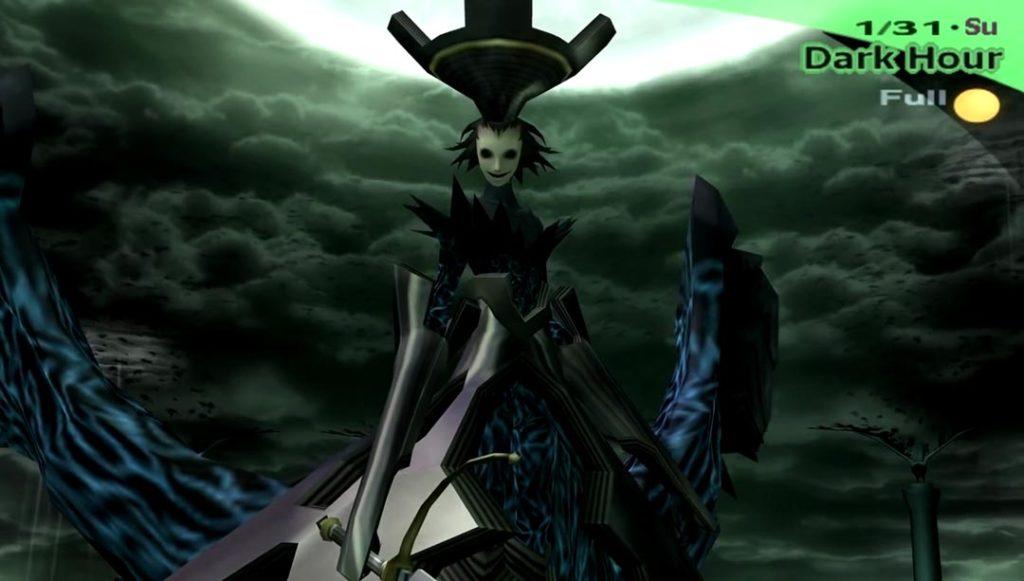 Nyx, boss finale di Persona 3
