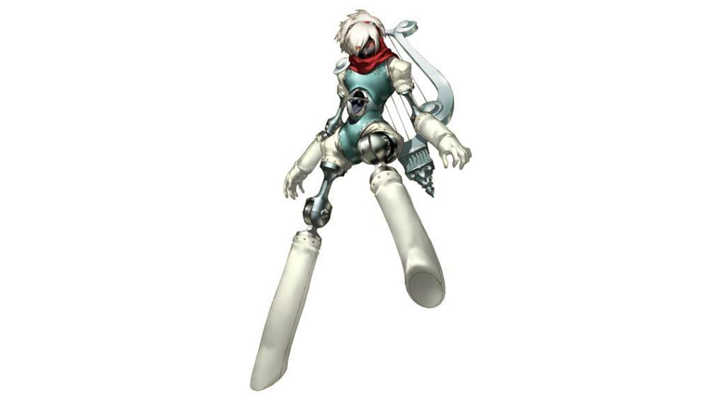 Orpheus in Persona 3