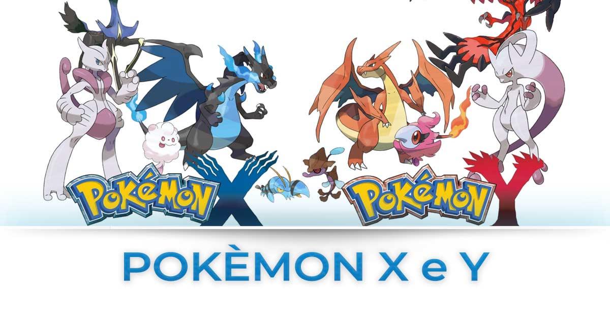 Pokémon X e Y tutte le news