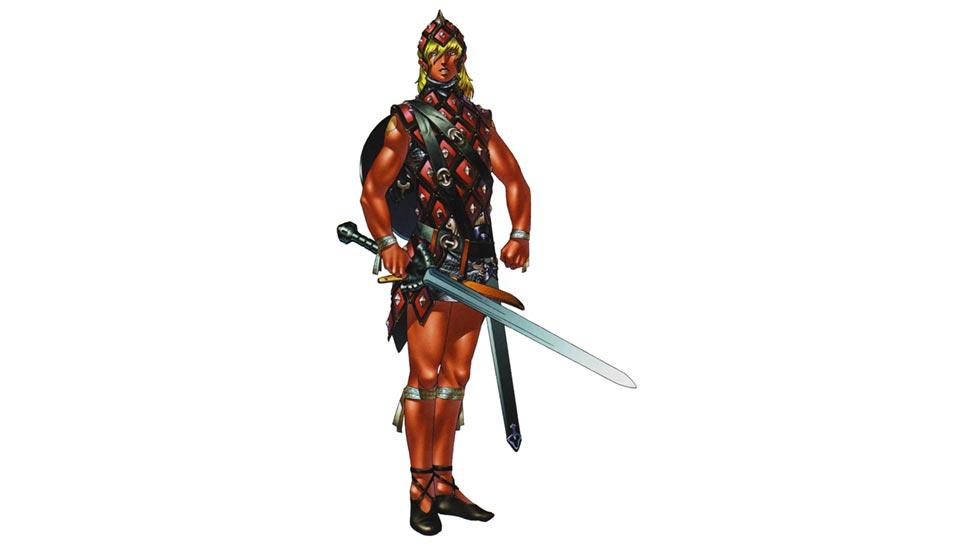 Siegried di Persona 3