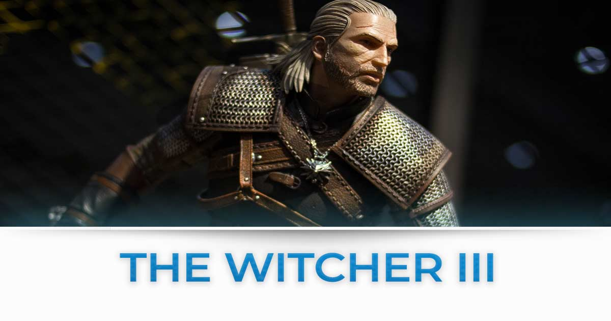 THE WITCHER 3 NEWS E ANTEPRIME