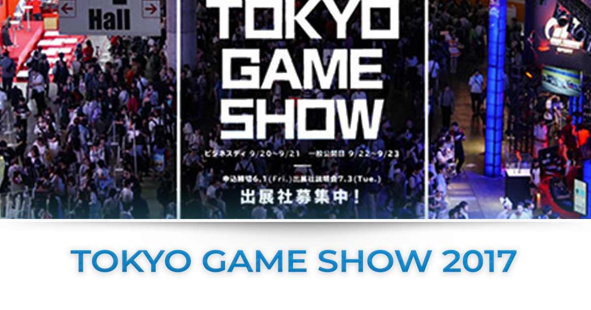 TOKYO GAMES SHOW 2017