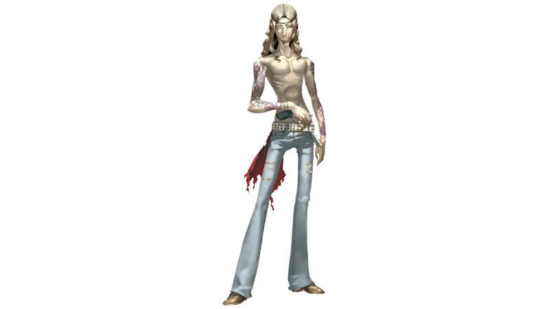 Takaya Sakaki, uno degli antagonisti di Persona 3
