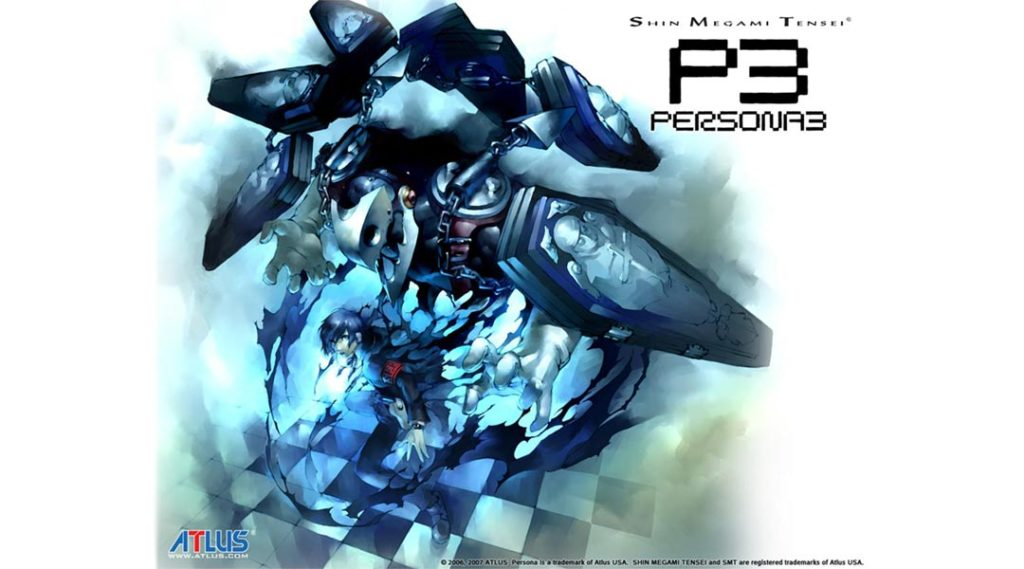 Il Thanatos di Persona 3, insieme al protagonista