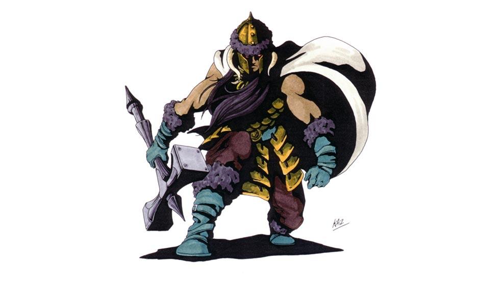 Thor di Persona 3