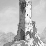 La torre abbandonata del mago