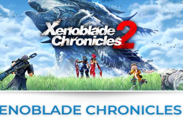 XENOBLADE CHRONICLES 2 TUTTE LE NEWS