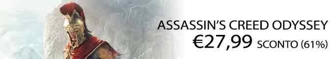 amazon-prime-assassins-creed-odyssey-sconto