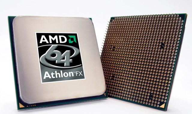athlon fx amd