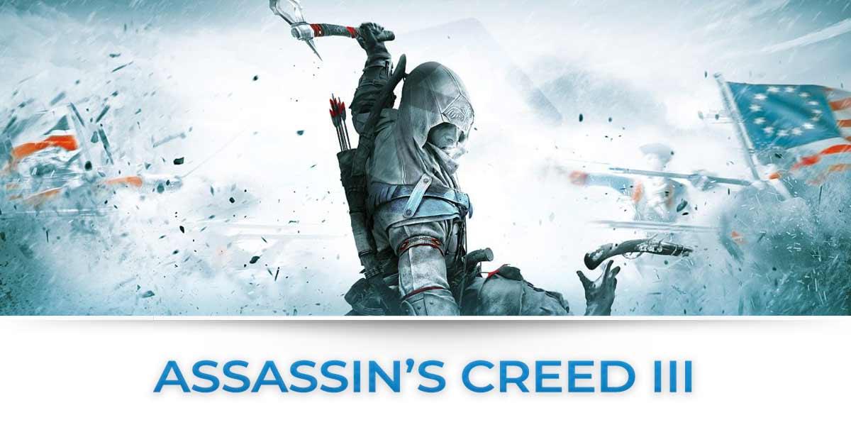 assassin's creed 3 tutte le news