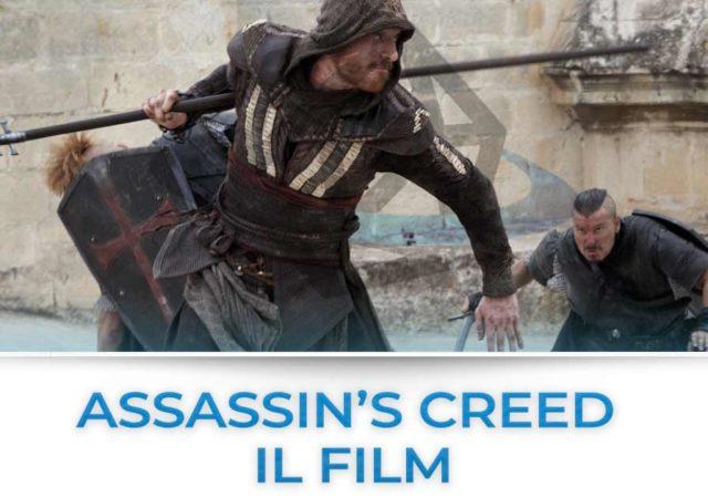 assassin's creed il film tutte le news