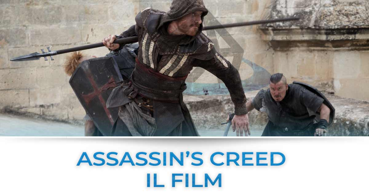 assassin's creed il film tutte le news