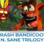 cRASH BANDICOOT N SANE TRILOGY TUTTE LE NEWS