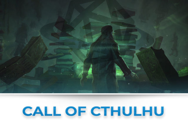 Tutte le news su call of cthulhu