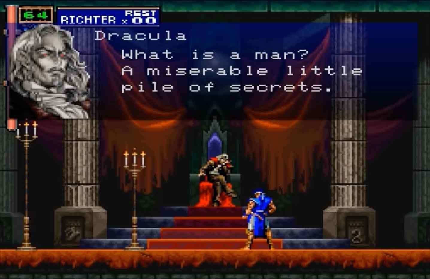 castlevania-gameplay