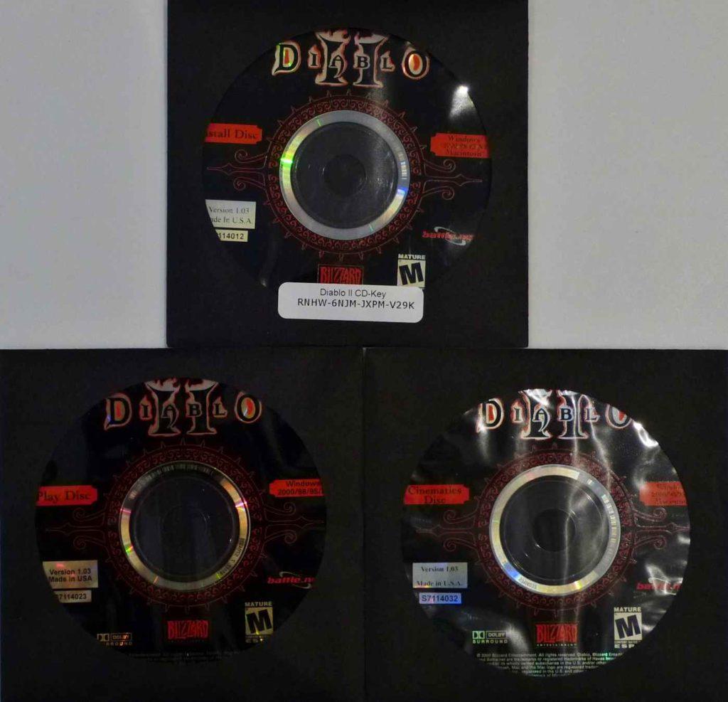 Diablo 2 cd key activation key multiplayer