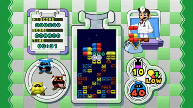 guida a doctor mario world