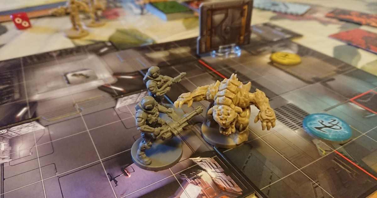 tutti i demoni presenti nel boardgame di doom