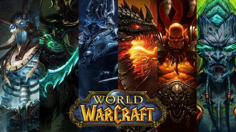 world of warcraft è uscito nel 2004
