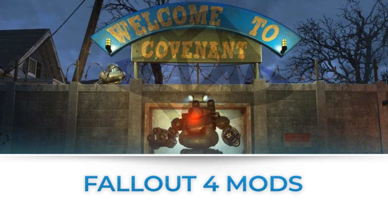 come comprare grande varietà design raffinato Fallout 4 : Mods - Player.it