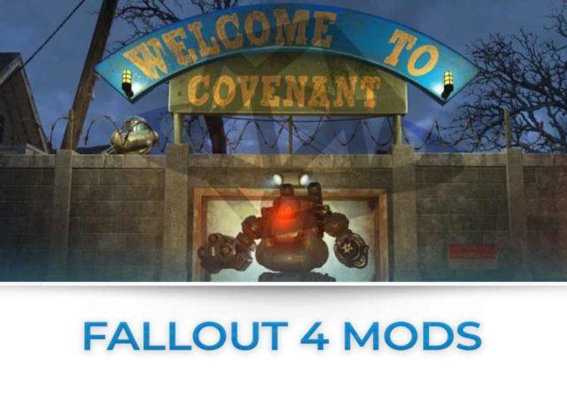 fallout 4 tutte le mods