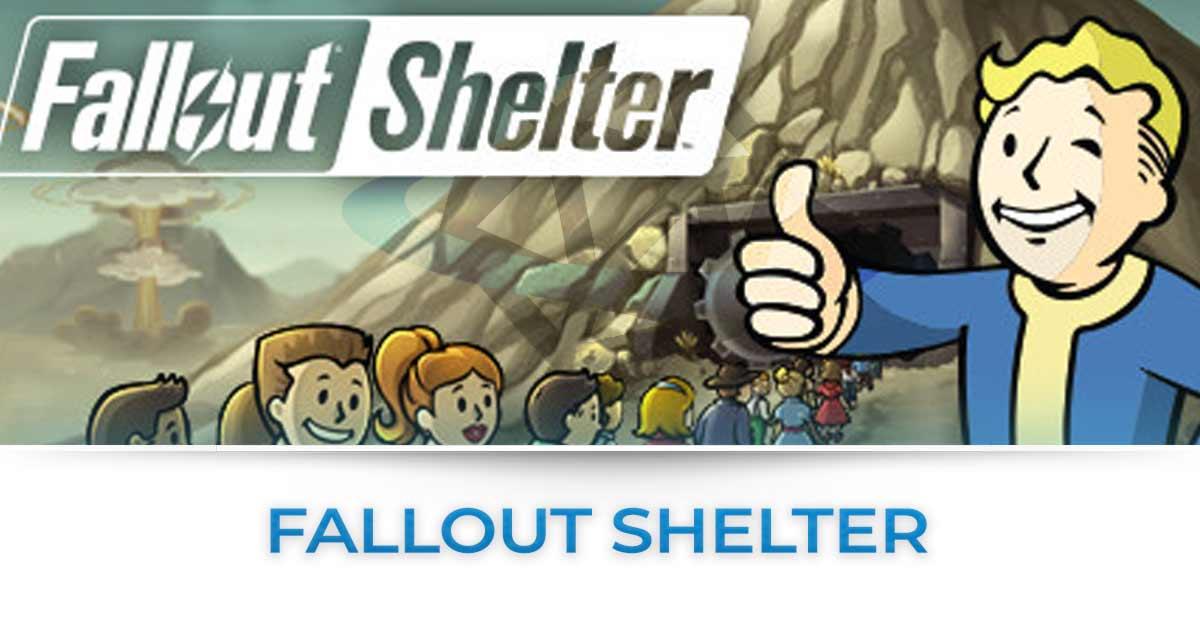 fallout shelter tutte le news