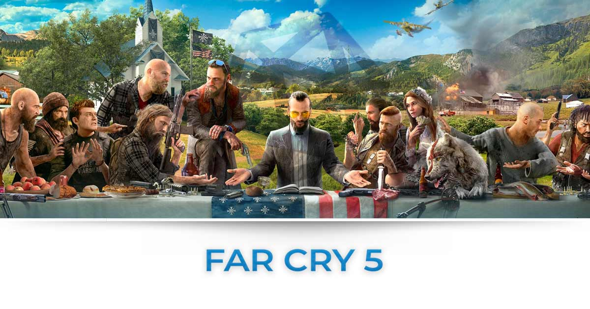 far cry 5 tutte le news