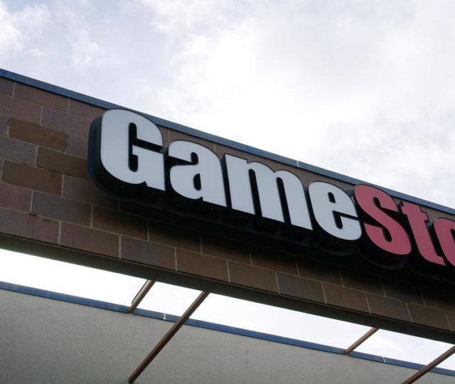 Gamestop copertina