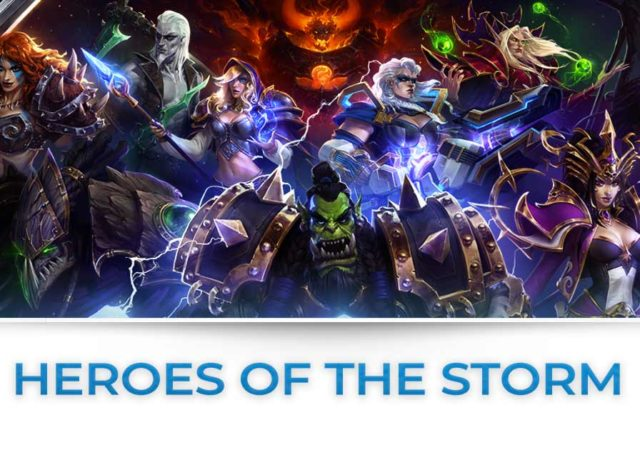 heroes of the storm tutte le news