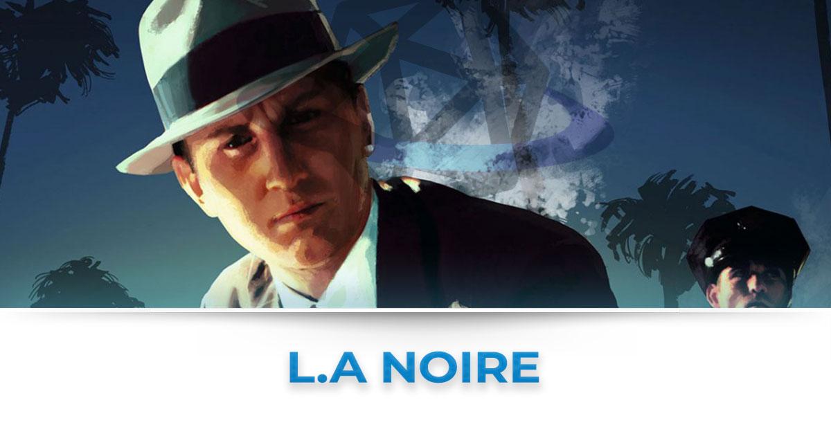 l.a. Noire tutte le news