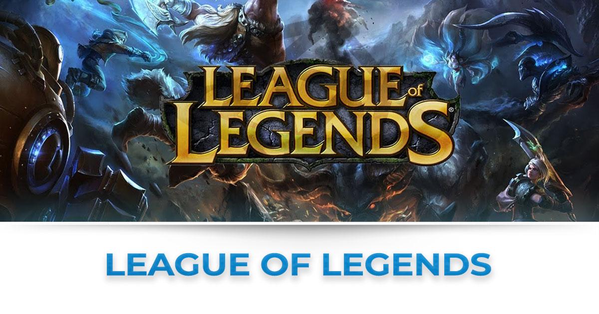 League of legends tutte le news dell'esport