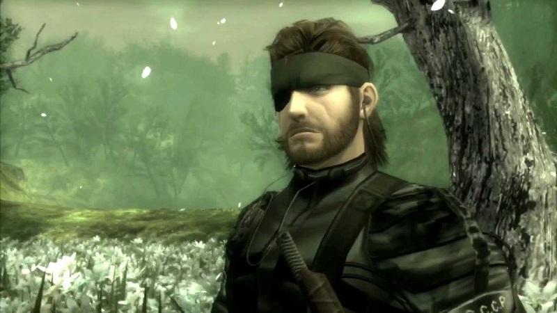 metal gear solid 3, gioco uscito nel 2004