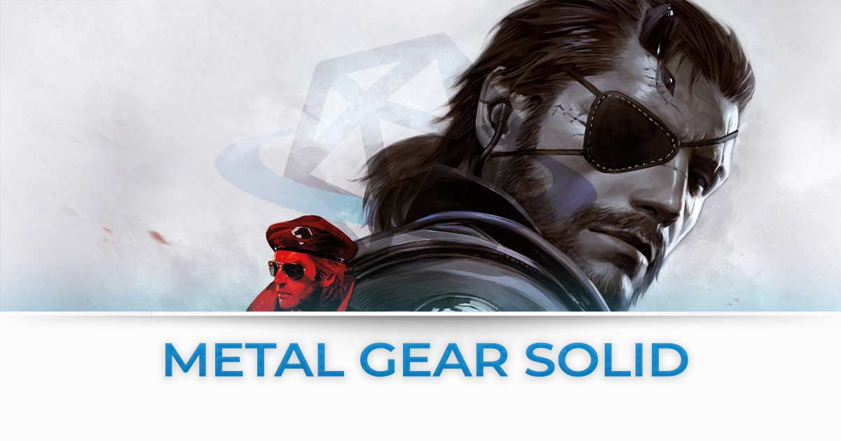 metal gear solid tutte le news