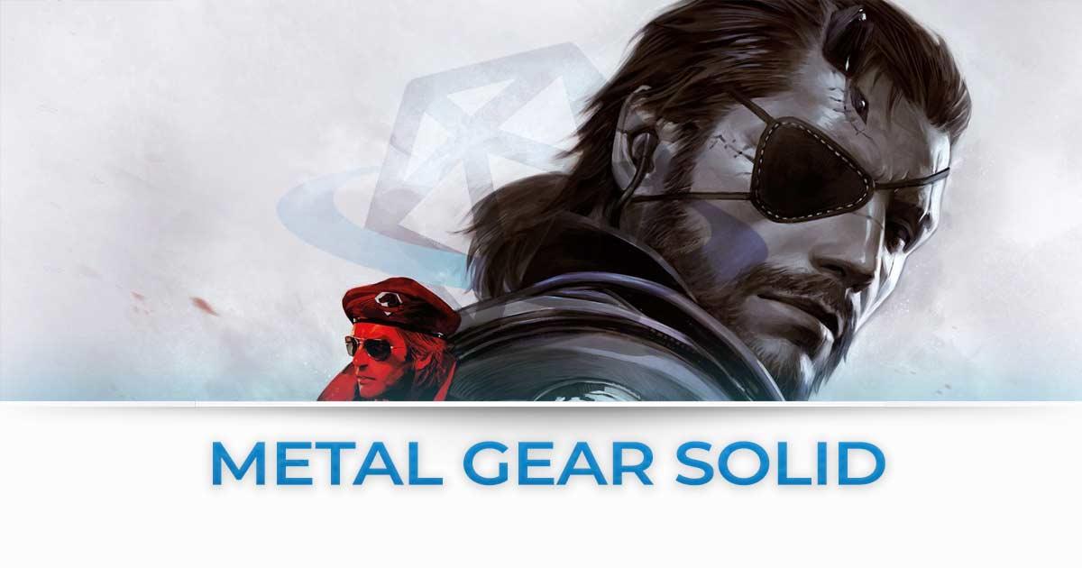 metal gear solid tutte le news