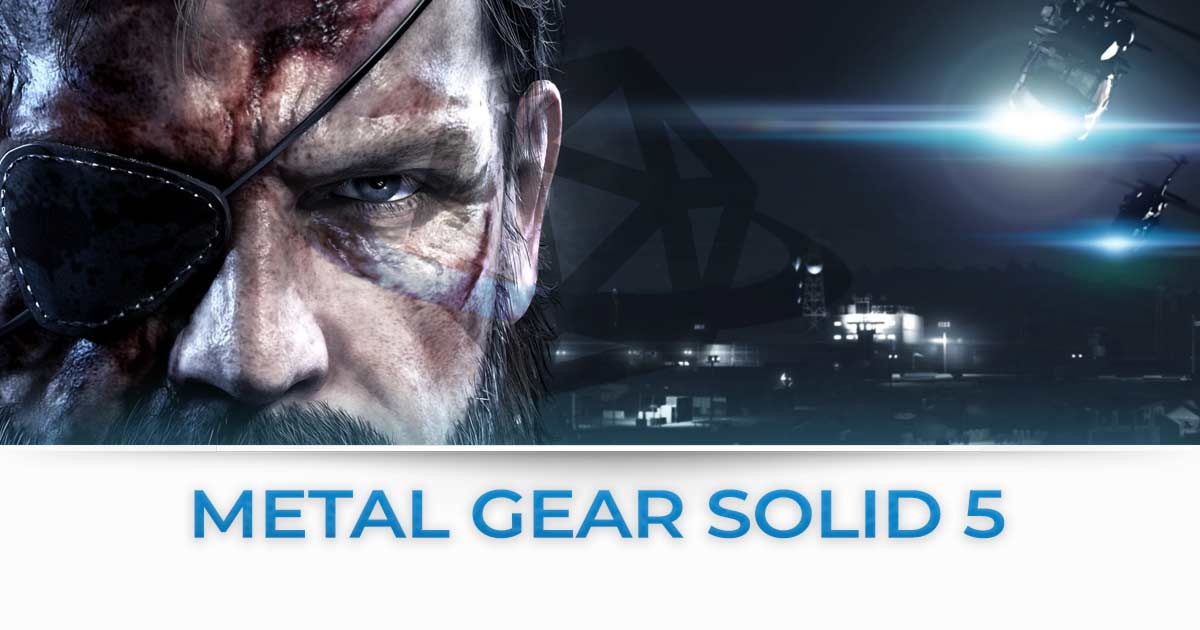 mgs5 tutte le news su metal gear solid 5 V