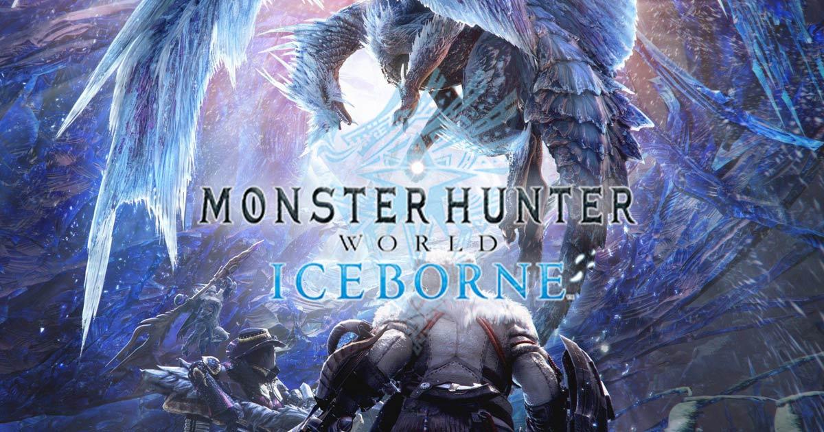 monster hunter world iceborn tutte le informazioni e i dettagli del gioco