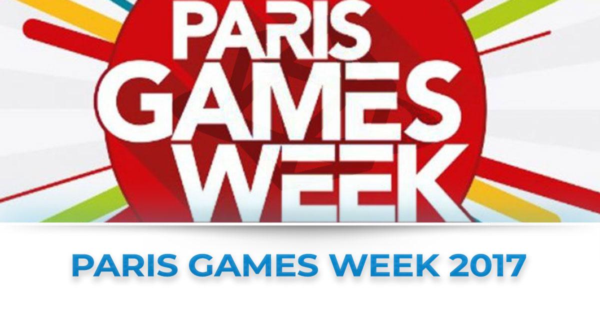 Paris gamees week 2017
