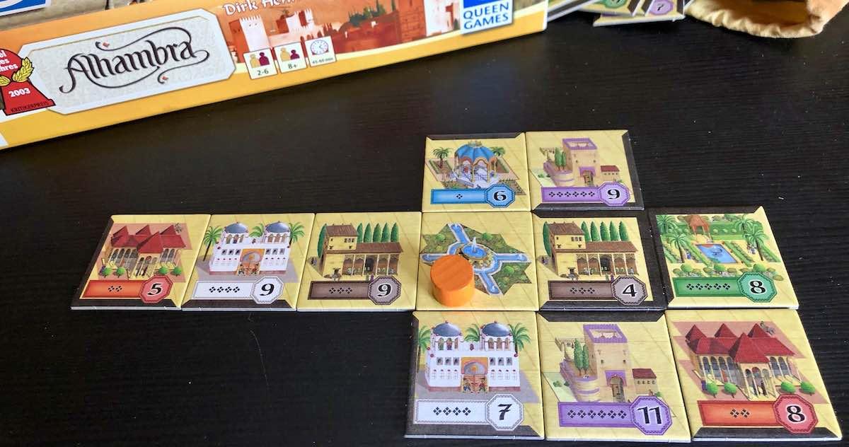 Alhambra - esempio città