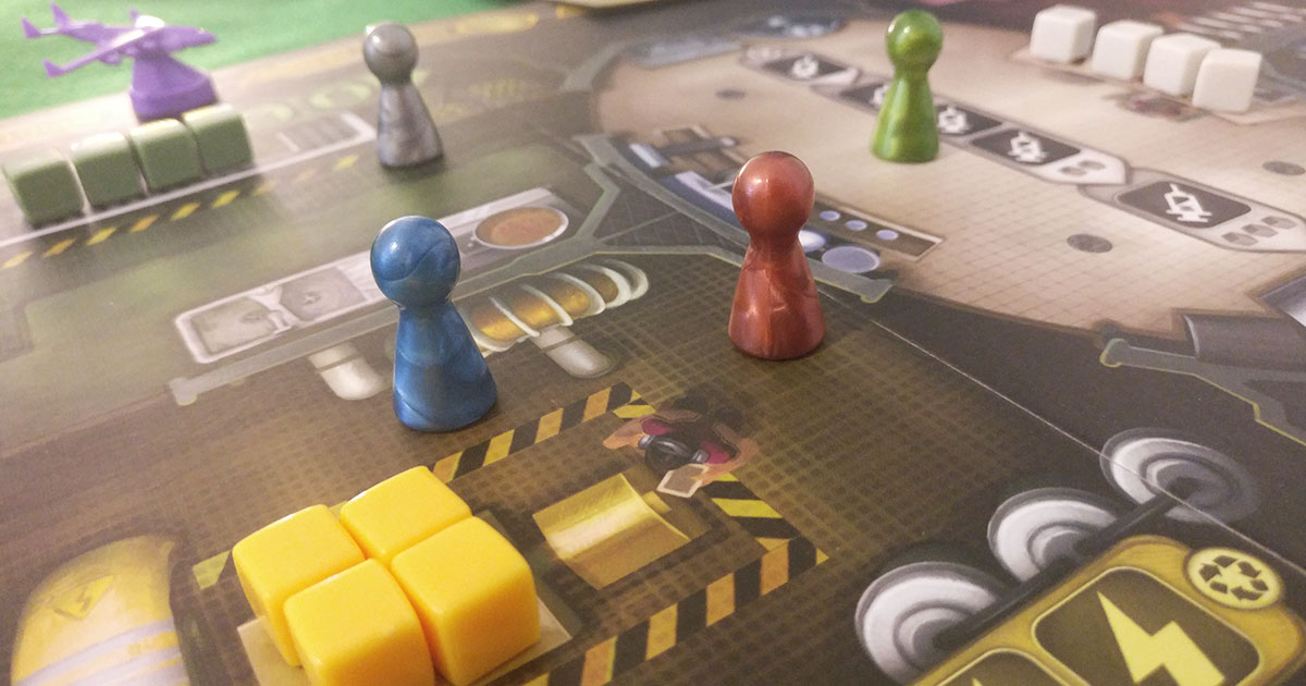 Pandemic Reazione Rapida Pedine Giocatore