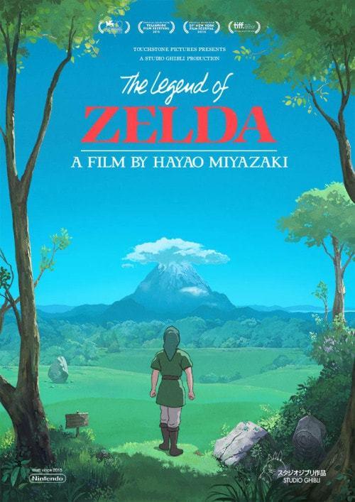 studio ghibli realizzerà un film su the legend of zelda