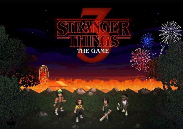 la recensione di stranger things 3 the game