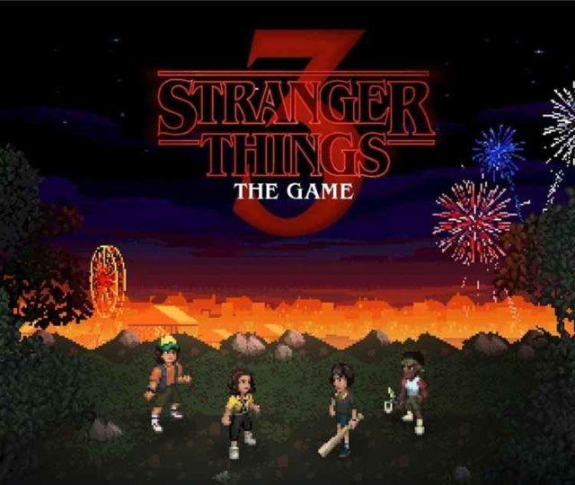 la recensione di stranger things 3 the game