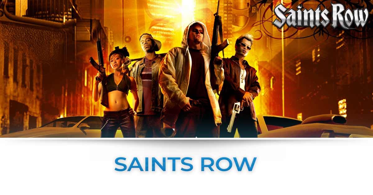 saints row tutte le news